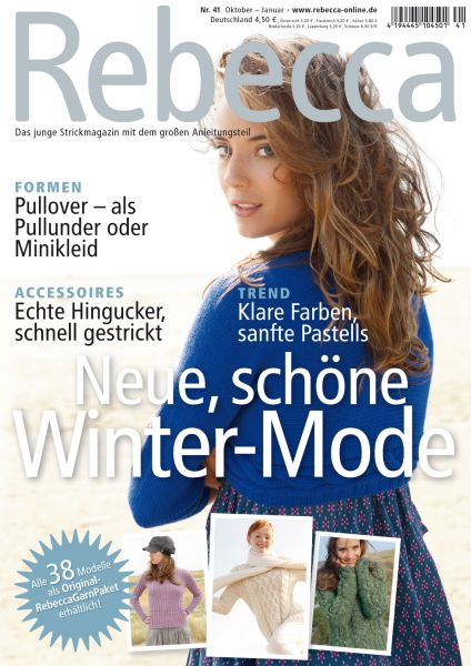 Rebecca Heft Nr. 41