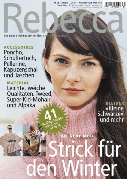 Rebecca Heft Nr. 35