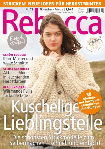 Rebecca Heft Nr. 72